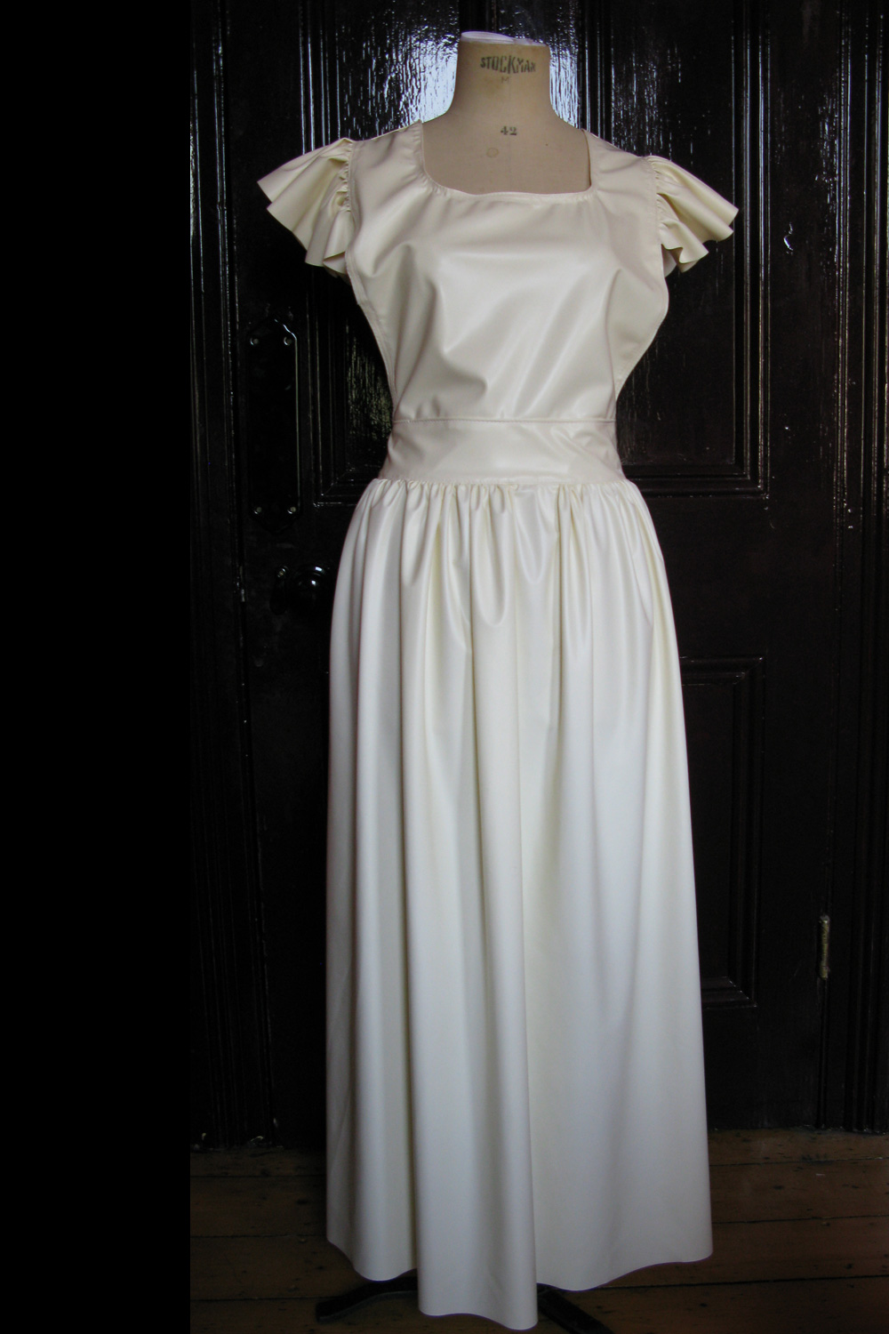 Victorian Maids Apron