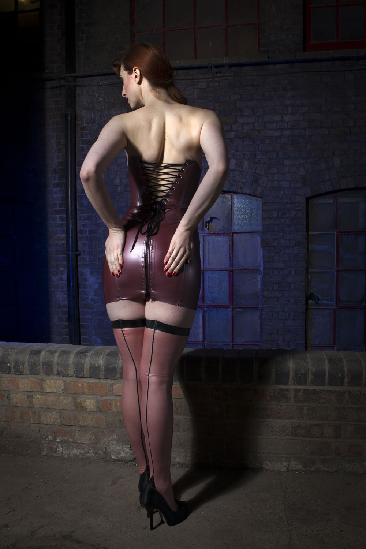 Short Strapless Cocktail Dress