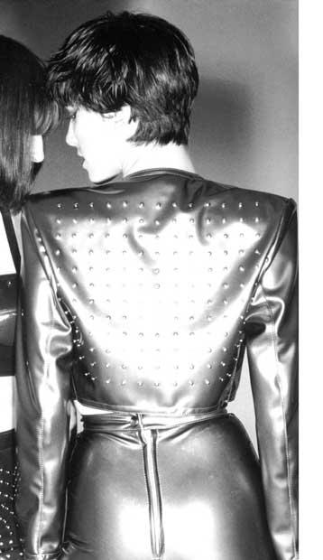 Classic Bolero Jacket