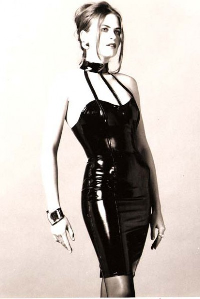 Neck Strap Dress