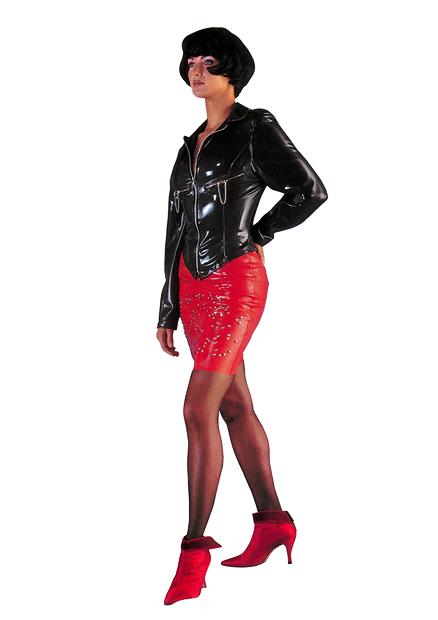 Scatter Studded Skirt