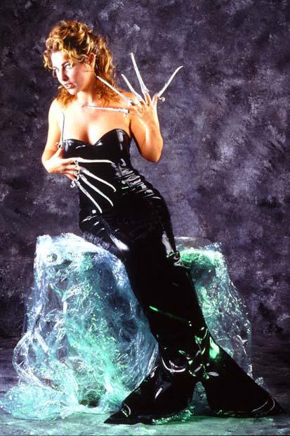 Fishtailed Dress