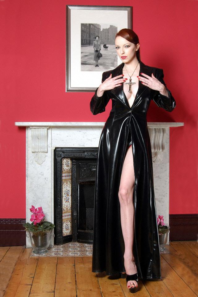 Goth Coat