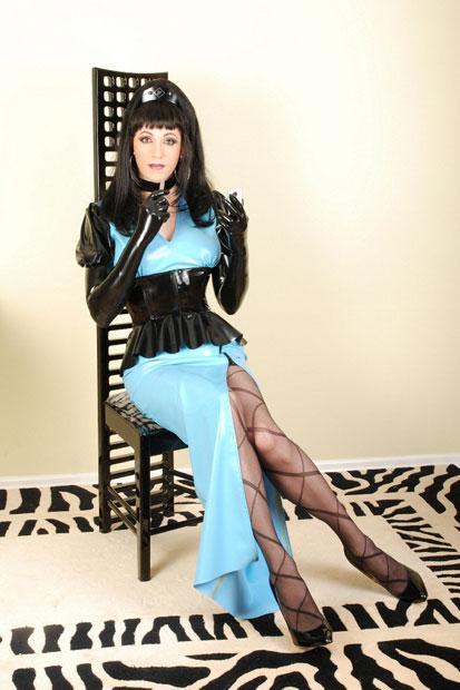 High Slit Skirt