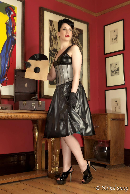 Fifties Swing Dress