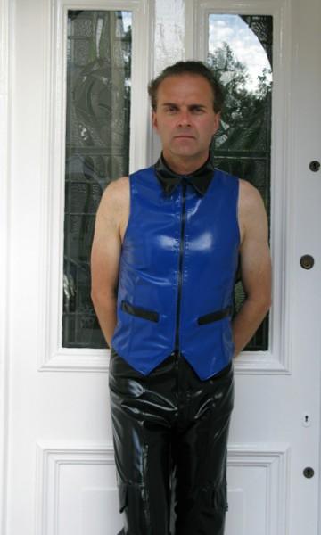 Mans Collared Waistcoat