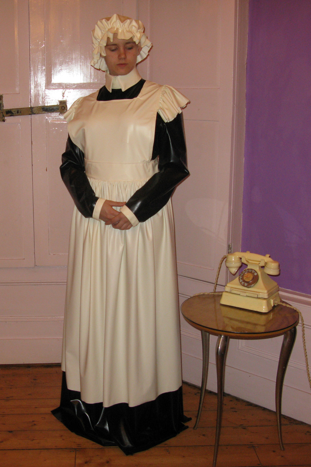 Victorian Maids Outfit