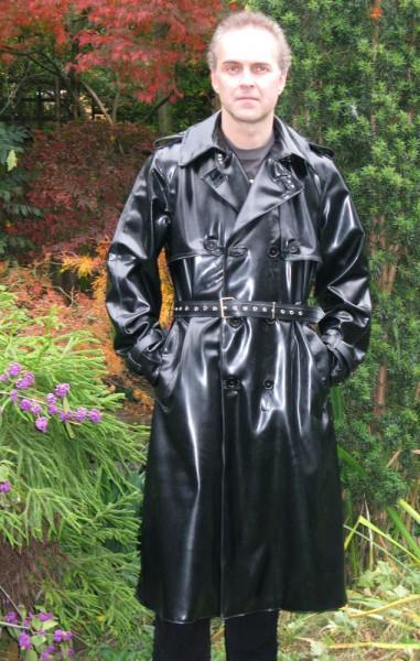 Mans Raincoat