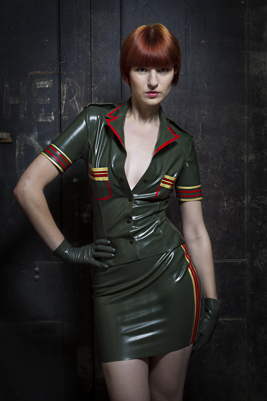 Military Mini Uniform
