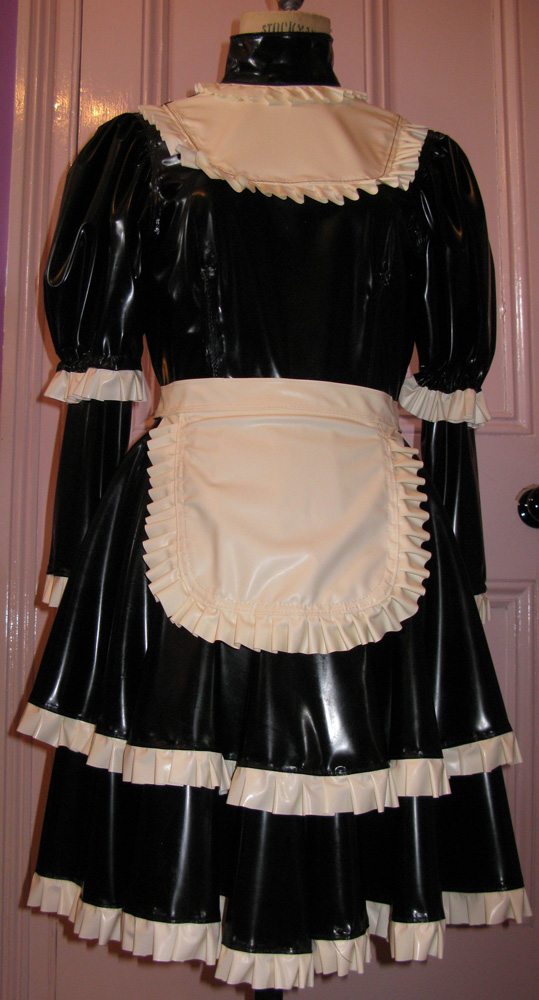 Double Skirted Maids Outfit
