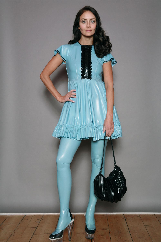 Frilly Babydoll Dress